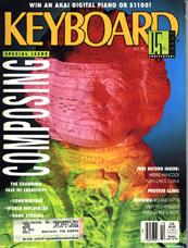 Keyboard Magazine - Oct 1990